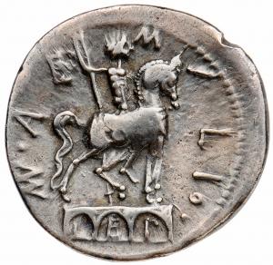 Römische Republik: Mn. Aemilius Lepidus